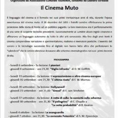 Corso di storia del cinema: il Cinema Muto